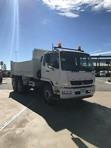 Fuso Fighter FN14 FN62FK Tipper Hazelmere Swan Area Preview