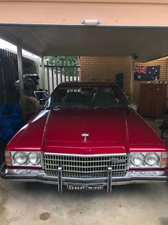 1975 Holden Statesman Sedan Inala Brisbane South West Preview