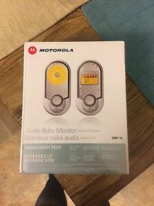 Baby monitor NEW IN BOX