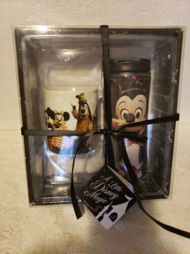 New Retired Disney Parks Mickey Mouse & Friends Coffee Mug &