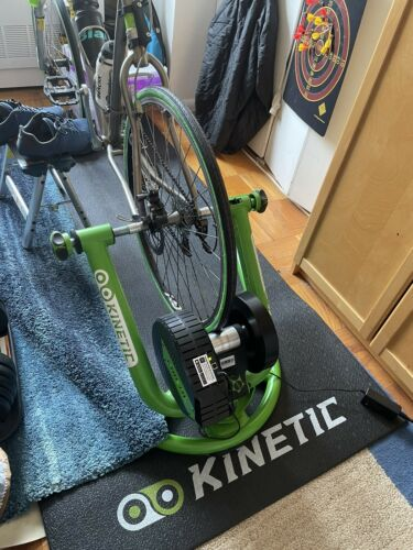 Kinetic Rock and Roll Control Smart Trainer - T6500 Indoor Bicycle Trainer  (Used - 380 USD)