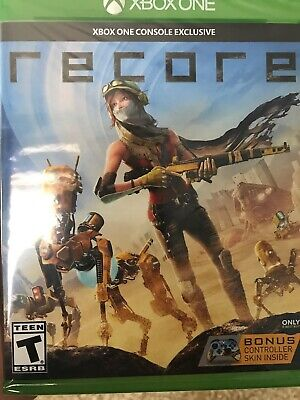Recore Xbox One Best Buy Exclusive Controller Skin & Game (Best Xbox 1 Exclusives)