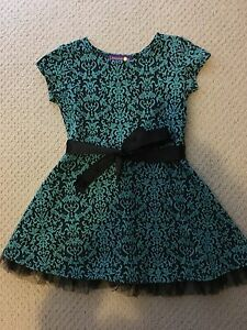 GIRL'S SIZE 6 DRESS