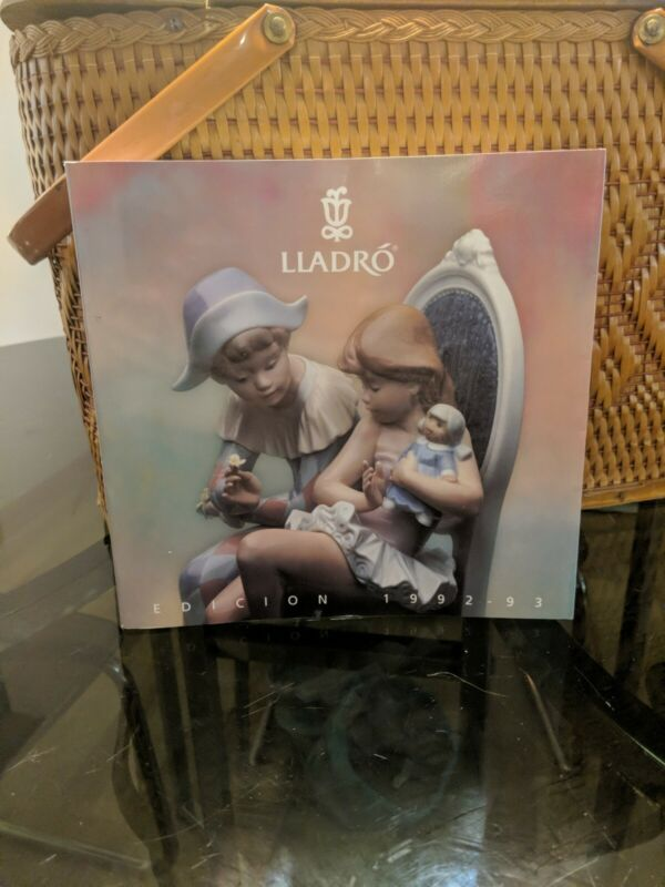 LLADRO Edicion Edition 1992-93 porcelain figure figurines Spain Spanish ...