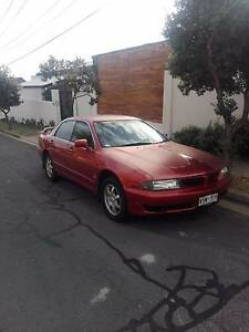 2000 Mitsubishi Magna Sedan V6Si West Beach West Torrens Area Preview