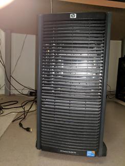 HP Server ML350 G6