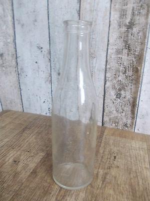sche 0,5 Liter Milchflasche,0,5 Liter Milk Flöde,Glasflasche (Alte Milch-flaschen)