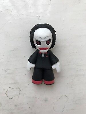 FUNKO MYSTERY MINI HORROR CLASSICS SERIES 1 BILLY PUPPET FROM SAW VINYL - Puppet From Saw