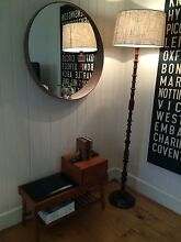Mid Century Telephone Table Mount Lofty Toowoomba City Preview