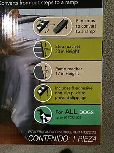 Dog steps/ramp