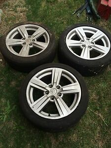 "Vz rims 17"" Heathcote Sutherland Area Preview"