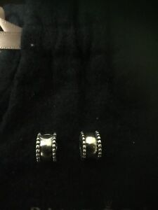 Two Brand New Authentic Bevelled Clips