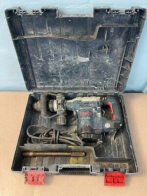 Bosch-11321evs Sds-max Demolition Hammer W Case Bit
