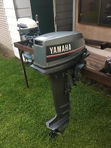 15hp Yamaha boat motor Wallsend Newcastle Area Preview