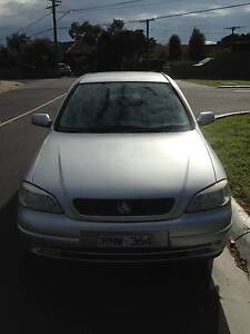 2002 Holden Astra Hatchback with 10 Months Rego and Roadworthy McKinnon Glen Eira Area Preview