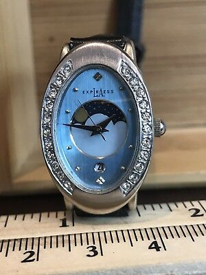 LA Express Womans Quartz Watch. New Battery for sale  Carlsbad