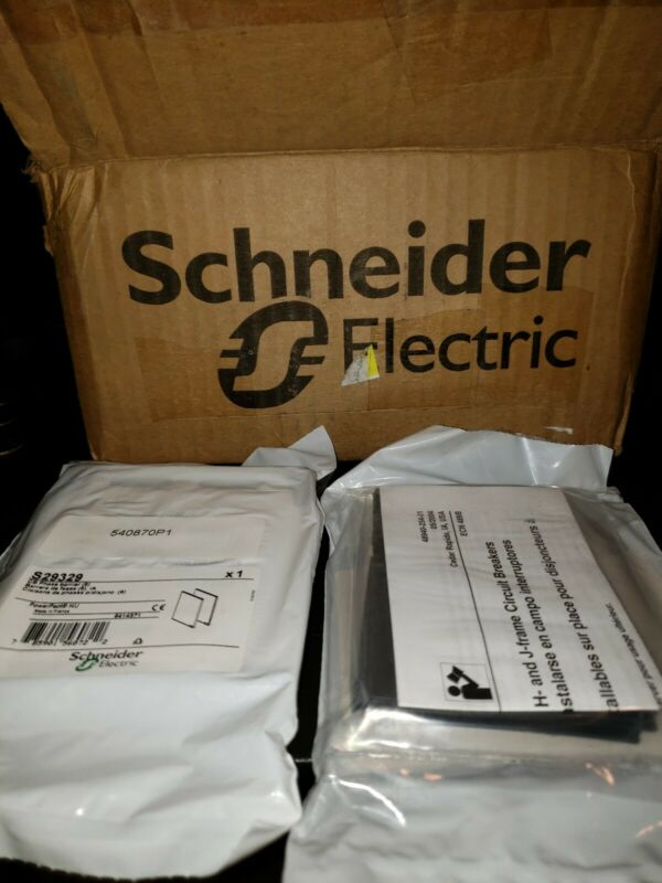 SCHNEIDER Circuit Breaker Accessories, Phase Barriers, PowerPact, H/J FRAME (6)