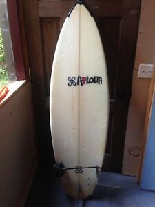 5'7 Aftanis Option Surfboard