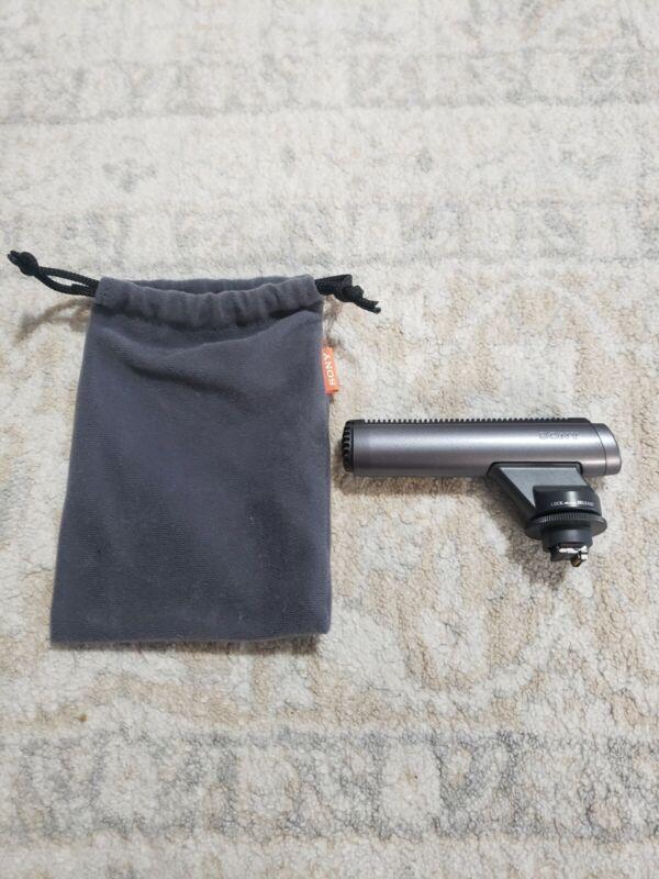 Sony Gun Zoom Microphone ECM-HGZ1 Carry Pouch Handycam