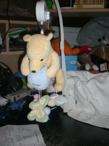Disney Baby Classic Winnie The Pooh musical Mobile Toys