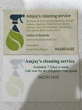 Amjay's cleaning service Aberglasslyn Maitland Area Preview