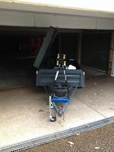 7 x 4  Box Trailer, High sides Lockable lid icluding Bike Rack Sylvania Sutherland Area Preview