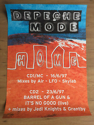 - Promotion Poster (1997) Mute - wie neu (Promotion Poster)