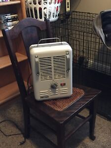 Patton space heater $50