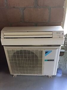 Daikin model air conditioner- building salvage Burbank Brisbane South East Preview