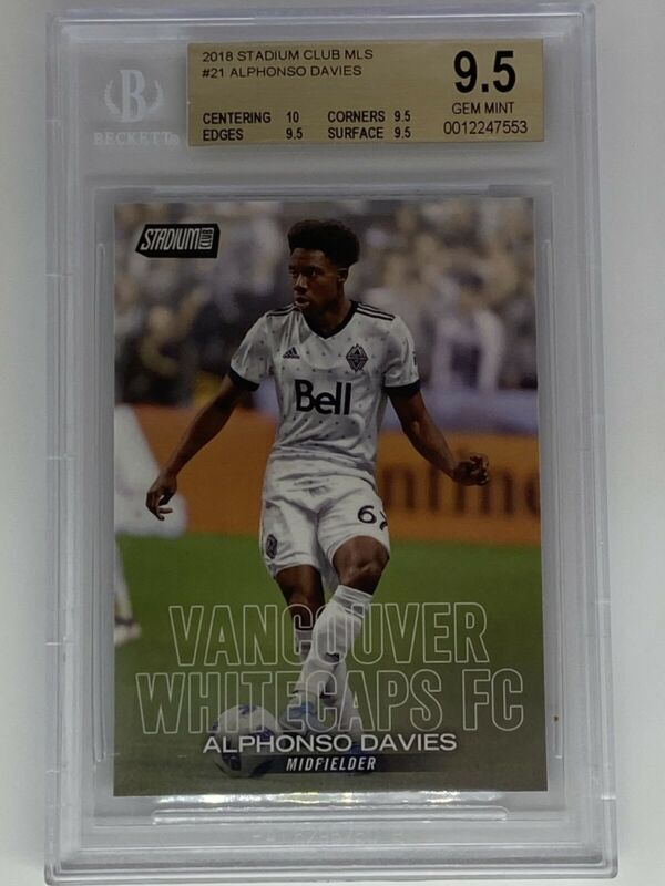 Card #/'s 1-100 2017 Topps Stadium Club MLS Soccer Black and White Parallel