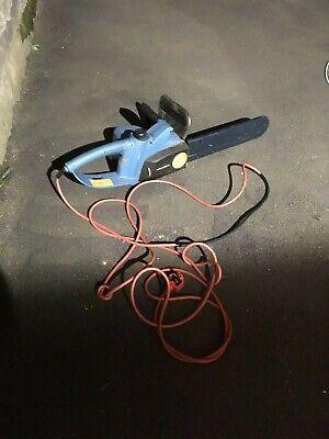 Workzone Electric Chainsaw 40cm 2200W 230v Oregon Blade Garden Tool Saw
