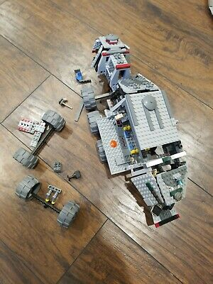 Lego Star Wars Clone Turbo Tank Wreck Lot- sold exactly as pictured