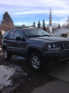 2004 Grand Cherokee Special Edition
