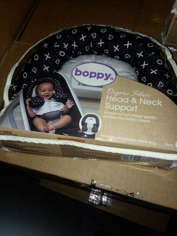 Boppy Organic Fabric Head And Neck Support