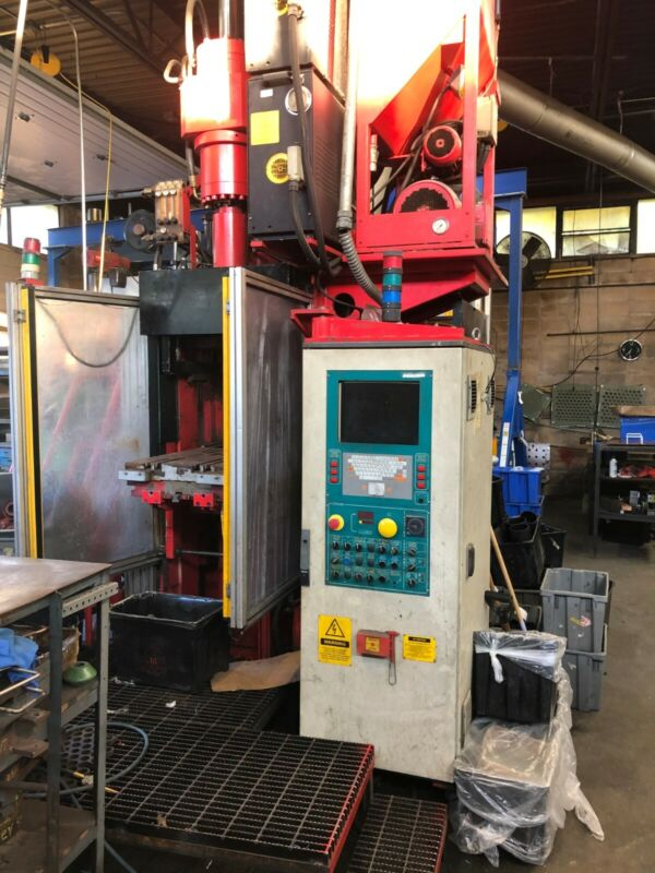 Rutil 200T rubber injection molding machine