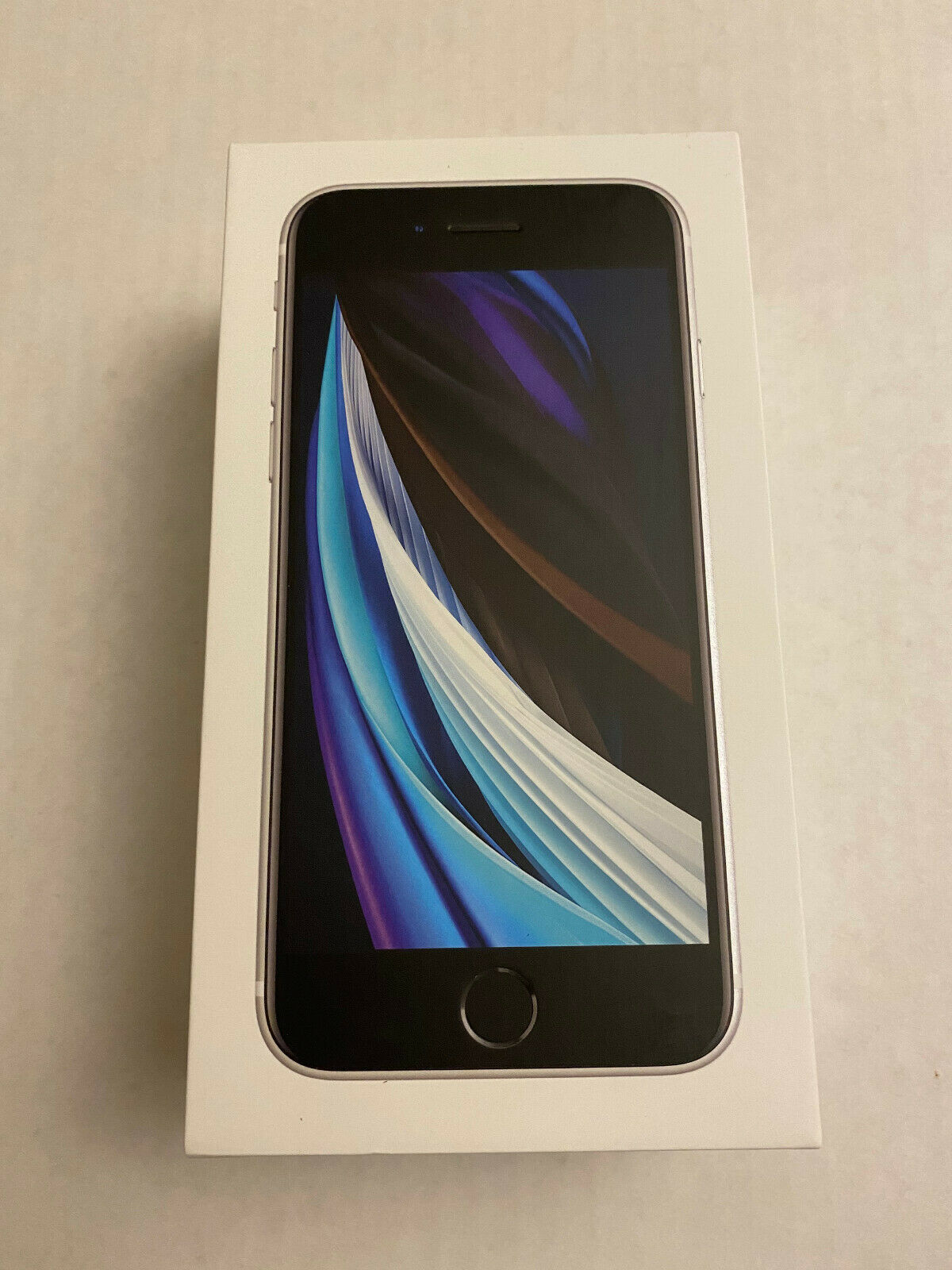 Apple IPhone SE 2nd Gen. - 64GB - White T-Mobile A2275 CDMA GSM  - $259.00