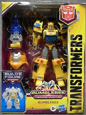 Transformers NEW * Bumblebee * Deluxe Cyberverse Adventures Bumblebee Wave 2