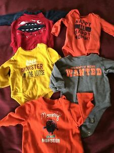 Graphic baby long sleeve t shirts