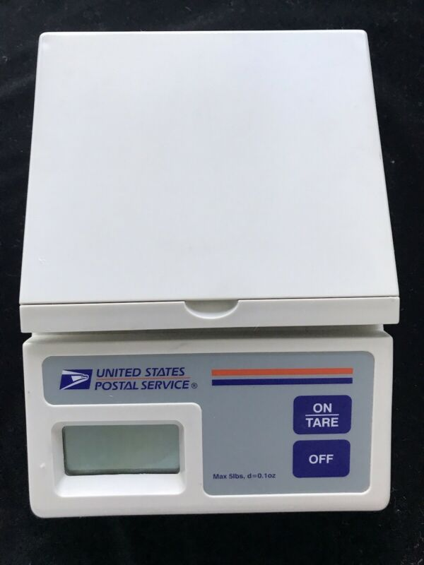 United States Postal Plus 5 - 5 lb. Electronic Postal Scale  USPS Weigh