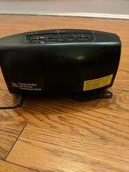 Philips digital alarm clock radio
