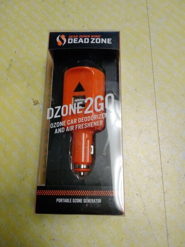 Dzone 2 Go Ozone Car Deodorizer And Air Freshener