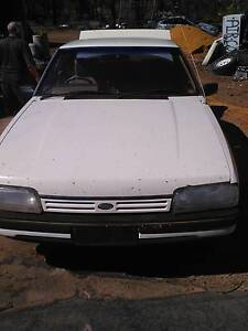 1985 Ford Fairmont Sedan Julimar Toodyay Area Preview