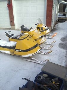 Looking To Buy old unwanted snowmobile.