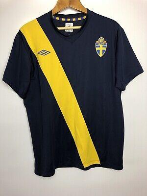 Sweden 2005/06 International Home Soccer Jersey XL Umbro image
