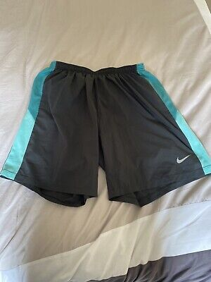 Nike Mens Running Shorts - Large