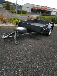 Trailer Aust made powdercoated 7x5 Suttontown Grant Area Preview