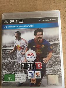 Fifa 13 PS3 Engadine Sutherland Area Preview