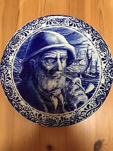 BOCH FRERES PLATE