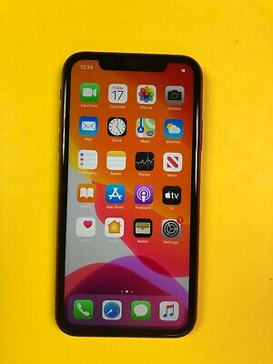 Apple iPhone 11 - 128GB - Red (Unlocked) - Average Condition