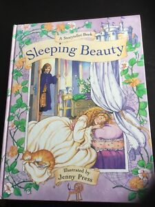 A Storyteller Book: Sleeping Beauty